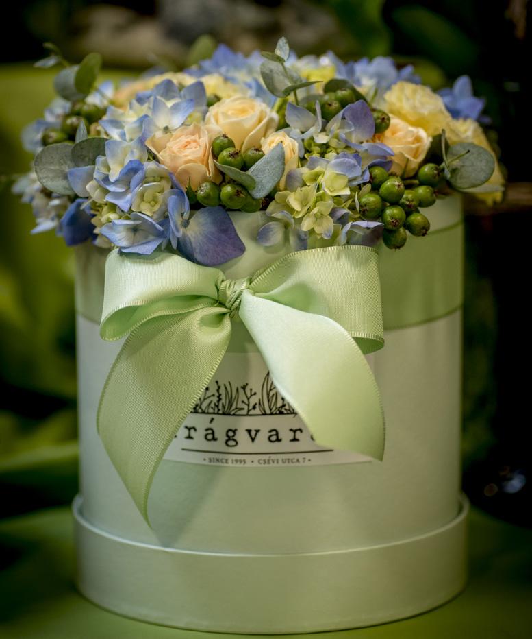 Virágdobozok